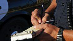 No pagar una multa de tráfico puede tener graves consecuencias.