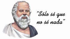 """""""Sólo sé que no sé nada"""" es su frase más famosa, pero hay muchas citas de Sócrates que nos ayudan a reflexionar sobre los diferentes aspectos de la vida"""