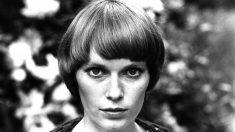 Mia Farrow.