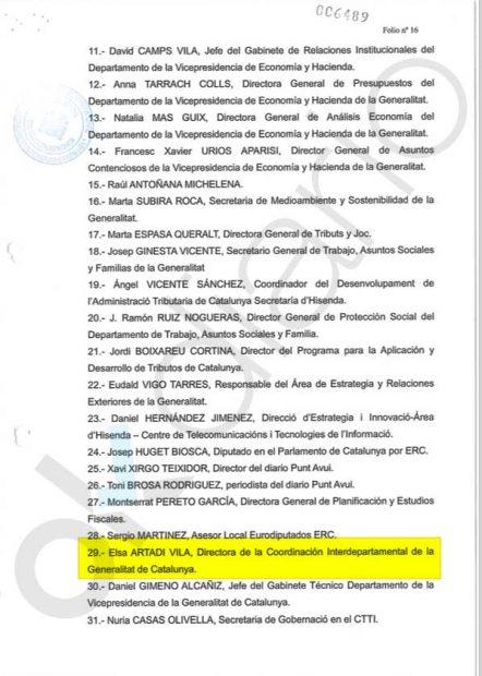 El encargado de aplicar el 155 en Cataluña está implicado en la organización del 1-O