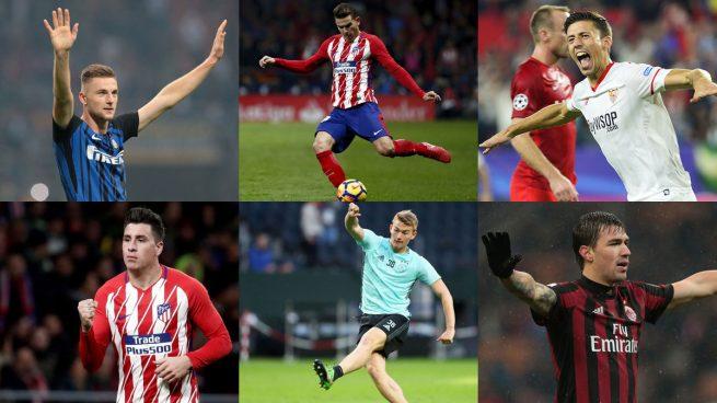 Los centrales que están en la agenda del Real Madrid