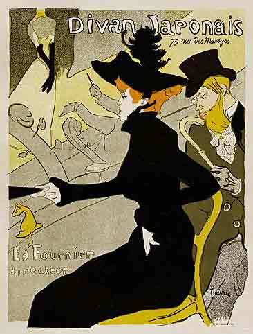 Los placeres canallas del París de Toulouse-Lautrec