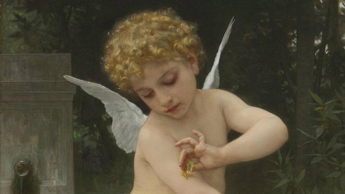 San Valentín 2018: La historia de Cupido