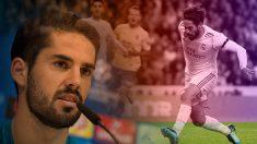 Isco Alarcón no piensa en abandonar el Real Madrid.