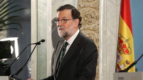 El presidente del Gobierno, Mariano Rajoy. (EFE)
