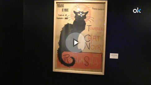 Nueva exposición de Toulouse-Lautrec en Madrid