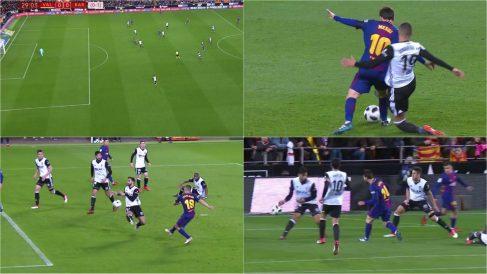 Todas las polémicas del Valencia – Barcelona.