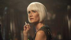 Laura Dern en la última temporada de 'Twin Peaks'.