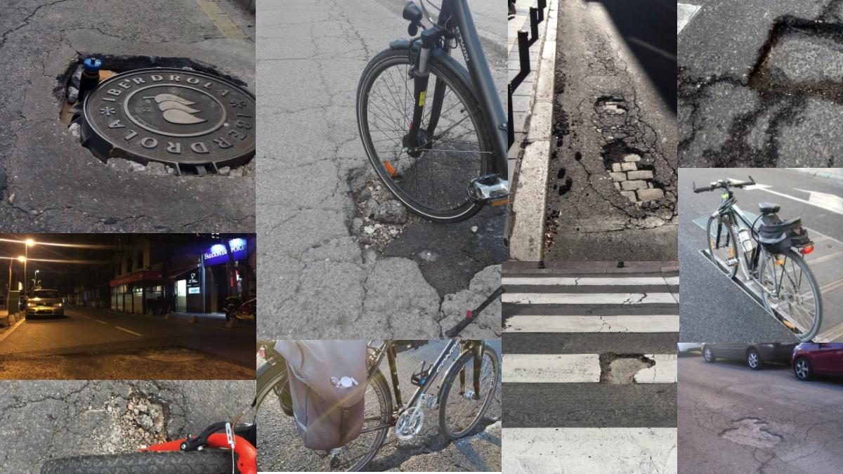 Los accidentes de motos en Madrid suben un 15% por el abandono de las calzadas