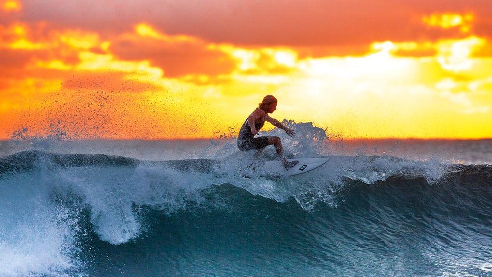 Guía para aprender a surfear