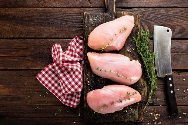 Receta de Fingers de pollo al horno