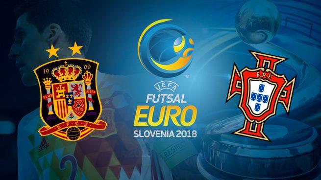 Canal de televisión para ver en vivo España Vs Portugal