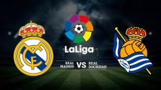 Real Madrid Vs Real Sociedad.
