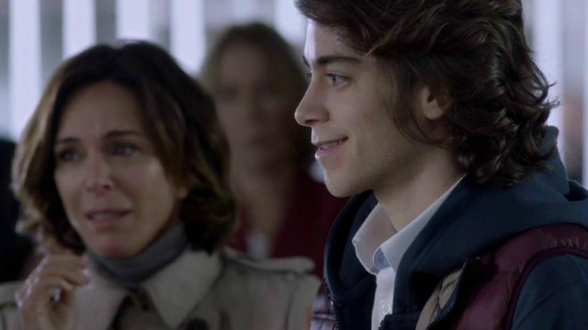 Fotograma de 'La verdad', la nueva serie de Telecinco.