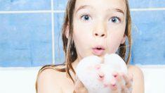 ¡Haz que tus niños se lean y se diviertan en la bañera