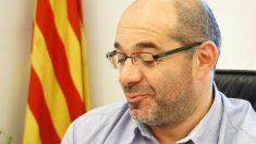 Lluís Guinó, ex vicepresidente de la Mesa del Parlament y alcalde de Besalú (Gerona).