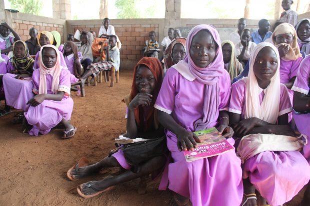 Entreculturas convoca una carrera solidaria en Madrid a favor de los niños de Sudán del Sur