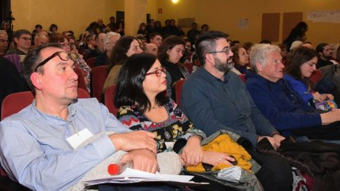 Siete concejales críticos han acudido pero no ha ido nadie del sector de Carmena. (Foto: TW)