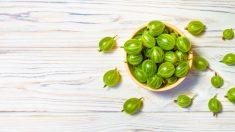 El amla es una fruta pequeña y verde con un sabor ácido y amargo.