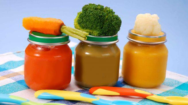 Baby food diet