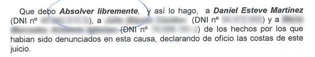 """Daniel Esteve: """"Colau y Gala Pin mintieron para apoyar a los okupas y mis abogados actuarán"""""""