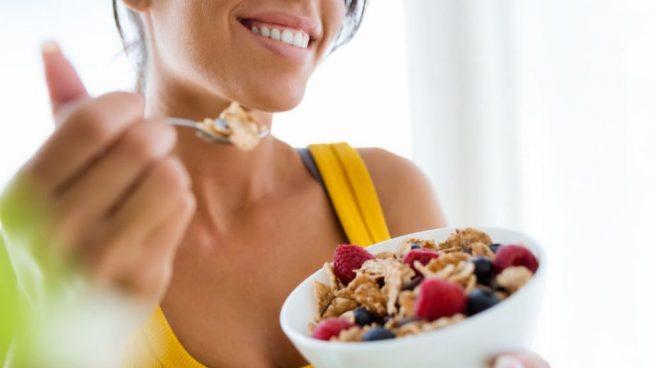 Como bajar de peso comiendo proteinas