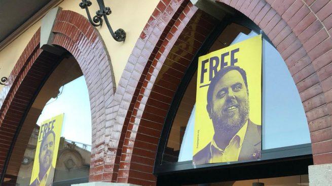 'Tripartito de izquierdas' para homenajear a Junqueras en su pueblo