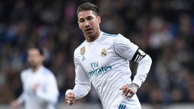 A Ramos le dio un apretón: se fue corriendo al vestuario… y volvió cuatro minutos después