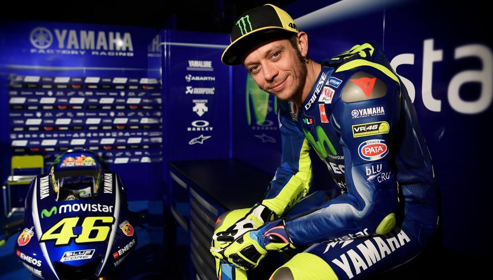Valentino Rossi seguirá pilotando en MotoGP hasta los 41 años.