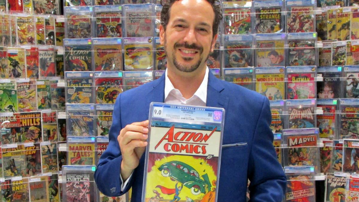 ¿Cuál es el cómic más caro de la historia?