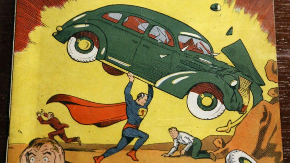 ¿Cuál ha sido el cómic más caro de la historia?