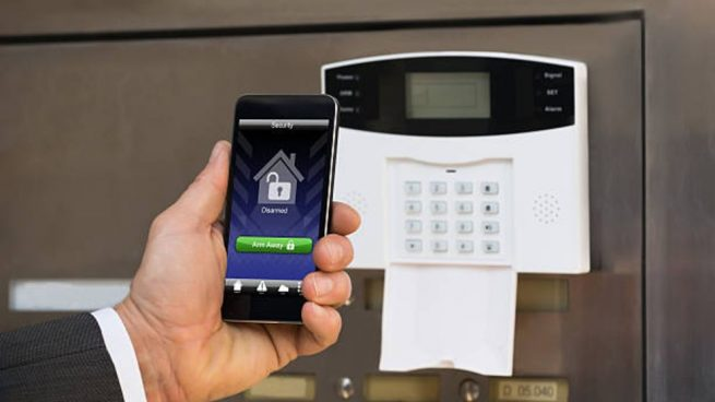 instalar alarma low cost