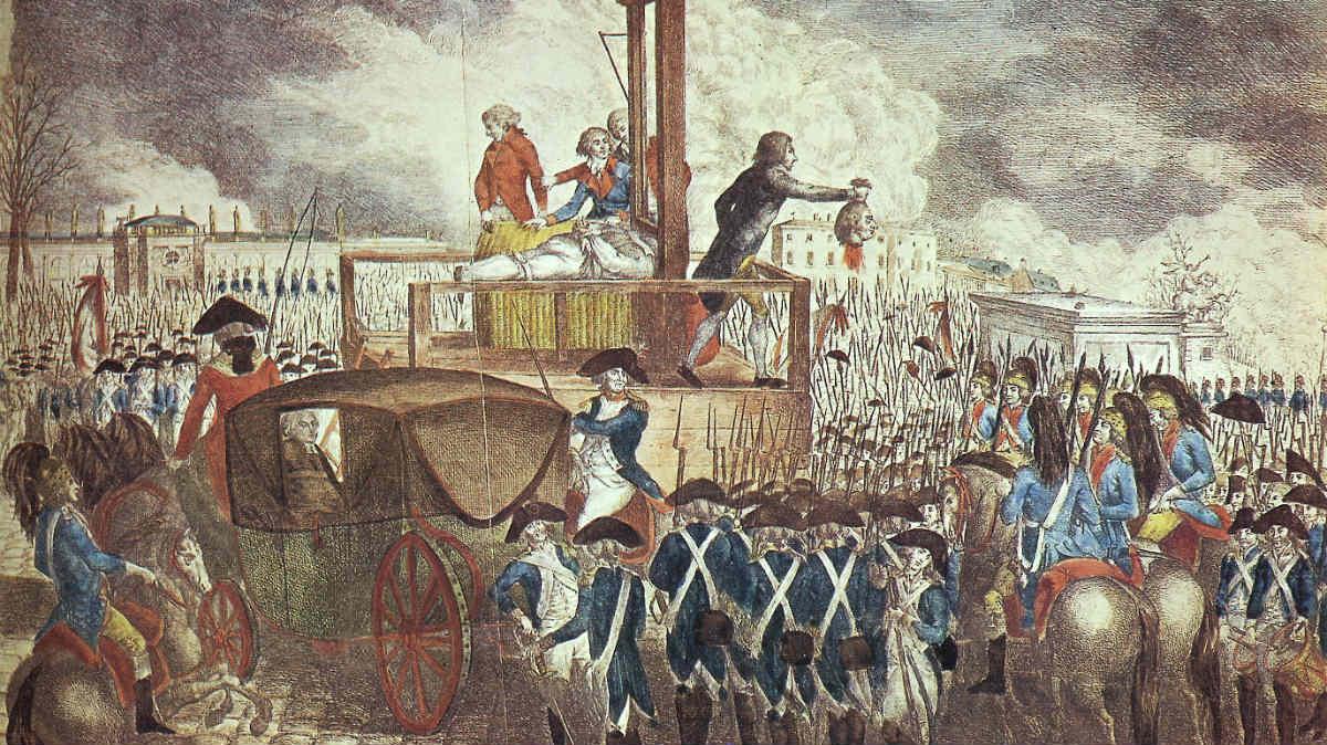 Luis XVI, biografía del rey guillotinado por la revolución francesa