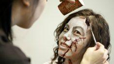 Todas las claves para maquillarte como un verdadero zombie.