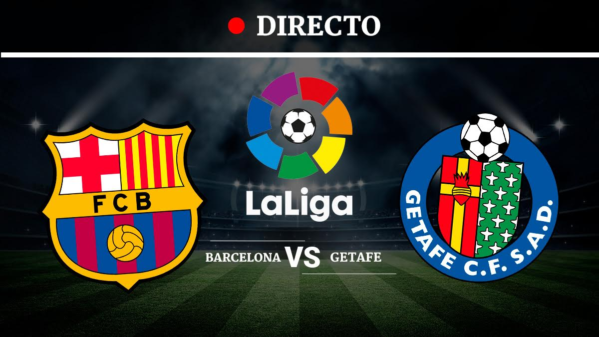 Image Result For Getafe Vs Barcelona En Vivo Y Online