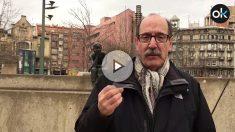 El portavoz de la plataforma 'Girona Som Tots', Josep Quintanas, ha concedido una entrevista a OKDIARIO