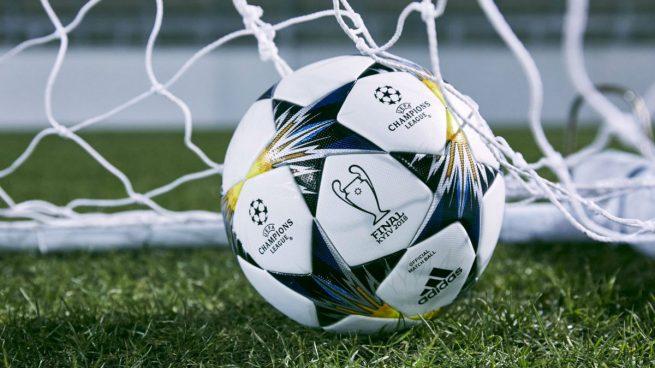 La Champions estrena nuevo balón