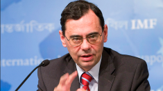Jaime Caruana, ex gobernador del Banco de España.