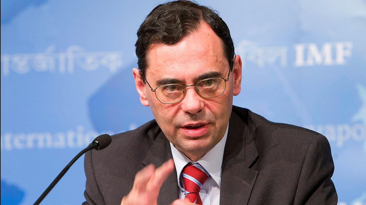 Jaime Caruana, ex gobernador del Banco de España y consejero de BBVA