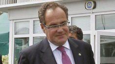 Fotografía de archivo del presidente del grupo Damm, Demetrio Carceller (Foto: EFE).