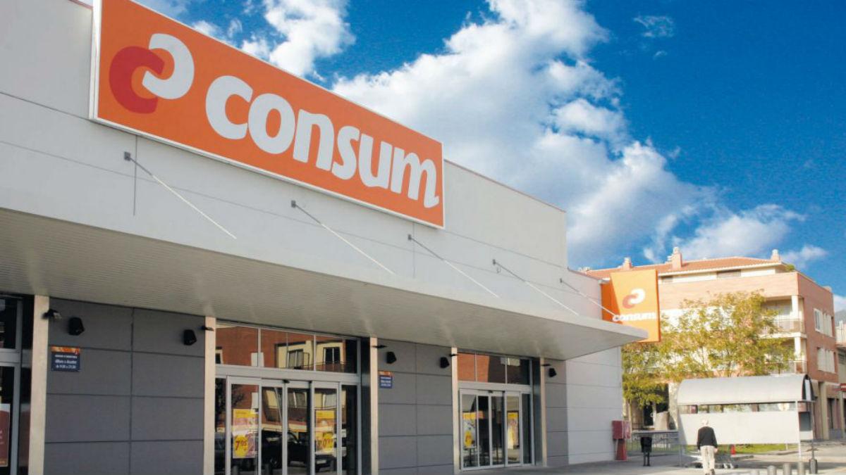 Tienda de Consum (Foto:Consum)