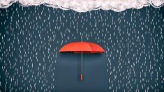 El paraguas, un objeto tan común como desconocido.