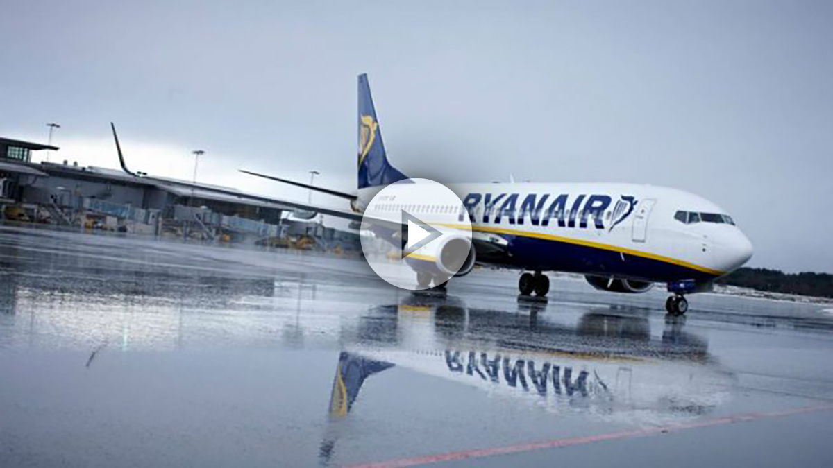 Ryanair afirma estar preparada para responder a la amenaza de huelga de sus tripulantes de cabina - Cabina ryanair ...
