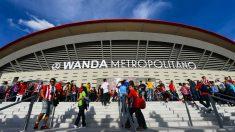 El estadio Wanda Metropolitano acogerá la final de la Copa del Rey.