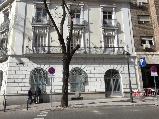 Carmena cierra sin previo aviso la delegación del Samur en Chamberí