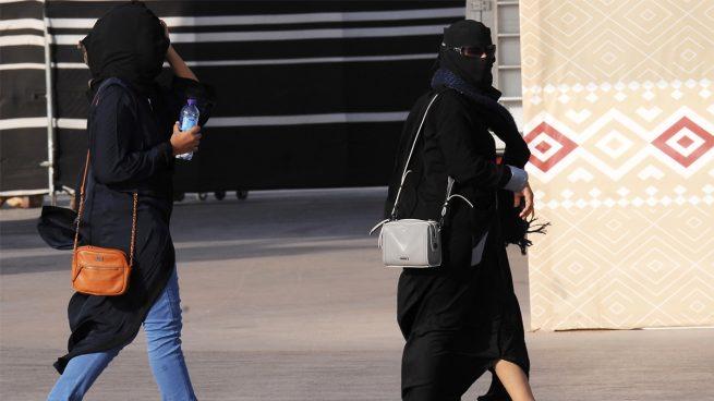 Arabia Saudí mujeres