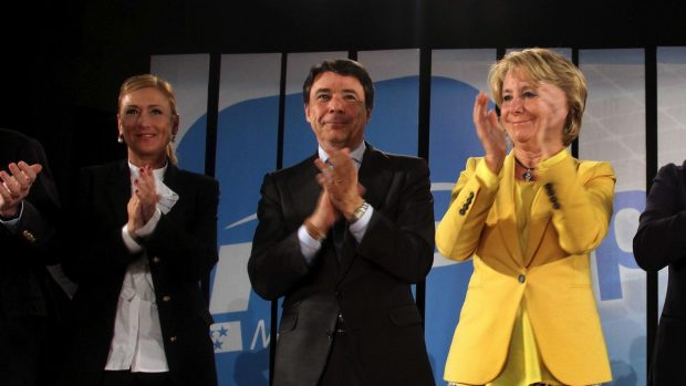 Granados: «González, Mariño y Cifuentes visitaban la empresa que pagó la campaña paralela del PP»