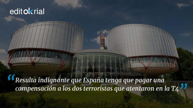 El Tribunal de Derechos de los Terroristas