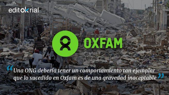 Oxfam Intermón era una vil mentira