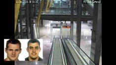 Igor Portu y Mattin Sarasola, terroristas de ETA autores del atentado de la T4 el 30 de diciembre de 2006.